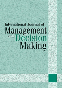 International Journal of Management and Decision Making